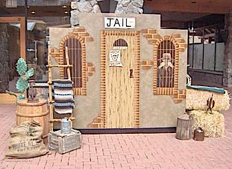 Western – Jail house